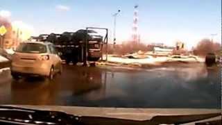 Владимир Захаров и Аня Воробей - Трасса (Котуйская история)