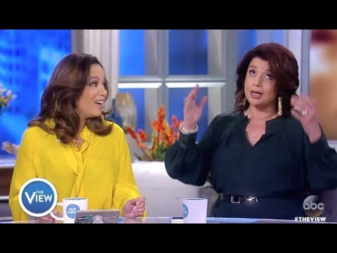 Ana Navarro Weighs In On Charlie Rose - The View