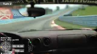 preview picture of video 'Ferrari 360 Challenge @ Watkins Glen FCA Labor Day 2013'