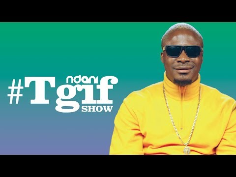 Watch Jaywon on Latest Episode of #NdaniTGIFShow