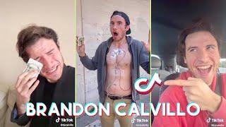 Try not to laugh Watching Brandon Calvillo Tik Tok 2021 - New Funny @Brandon Calvillo  TikTok Videos