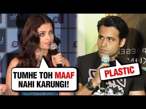 Aishwarya Rai Again SLAMS Emraan Hashmi For His 'P