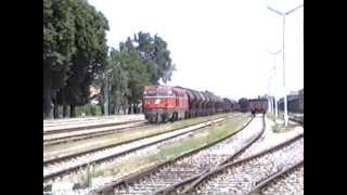 preview picture of video 'ÖBB 2050 Siebenbrunn 1991'