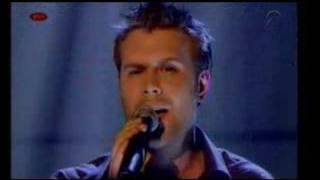 Daniel Bedingfield-If You're Not The One Live on TOTP