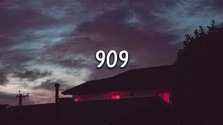 EDEN   909 (Lyrics)