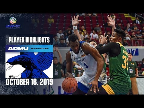 CHAMPION COMPOSURE: Blue Eagles show why they're CHAMPS with comeback win over FEU | UAAP 82 MB