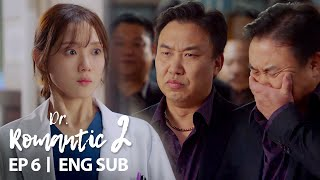 Lee Sung Kyoung Saved Their Boss' Life [Dr. Romantic 2 Ep 6]
