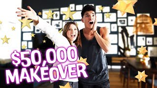 New House $50,000 Makeover!! *we cried*