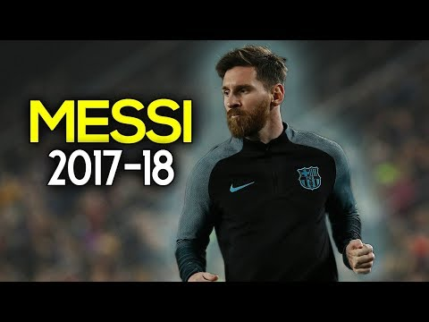 Lionel Messi 2018 - ON TOP OF HIS GAME ● Destroying Defenders 2017/2018 | HD