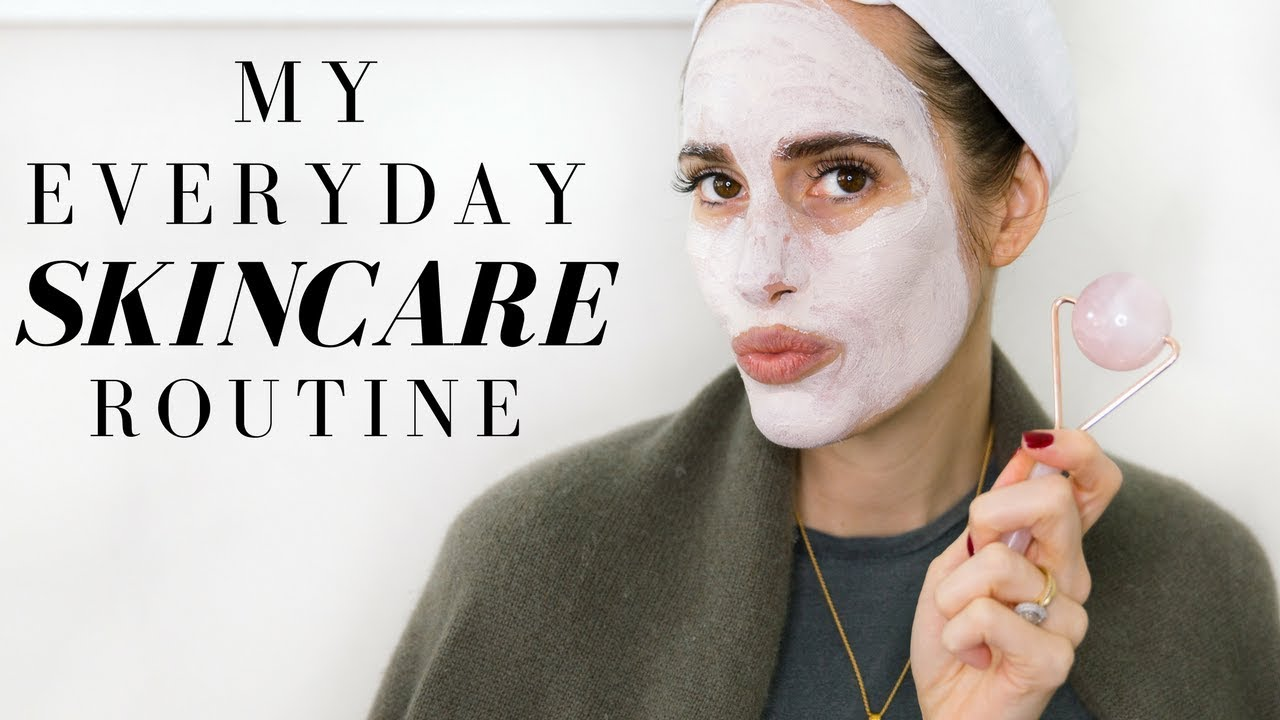 My Everyday Skincare Routine
