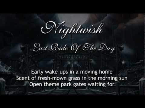 Nightwish Last Ride Of The Day drum thumbnail