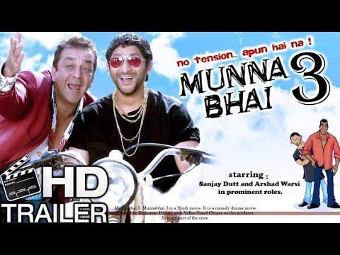 Munna Bhai 3 Release Date Confirmed, Sanjay Dutt, Arshad Warsi, Rajkumar Hirani