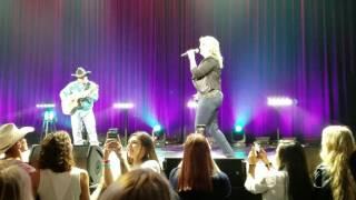 Trisha Yearwood  and Garth Brooks How do I Live Without You