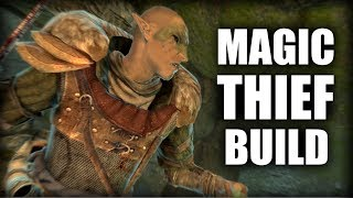Skyrim SE Builds - The Trickster - Mystic Thief Modded Build
