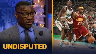 Skip and Shannon react to Kevin Garnett's claim Celtics 'broke' LeBron in 2010 | NBA | UNDISPUTED