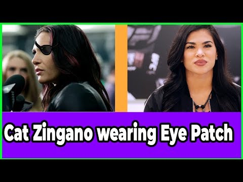 Cat Zingano Talks About Wearing Eye Patch | Rachael Ostovich Grateful For Her Daughter