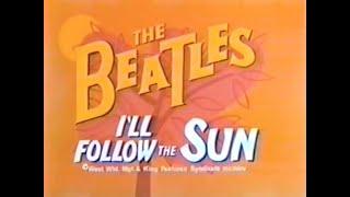 """I´LL FOLLOW THE SUN"" BEATLES CARTOON."