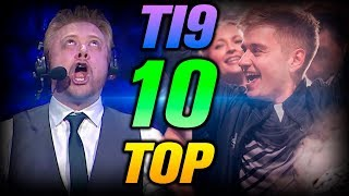 TOP 10 MOMENTS - THE INTERNATIONAL 2019 DOTA 2