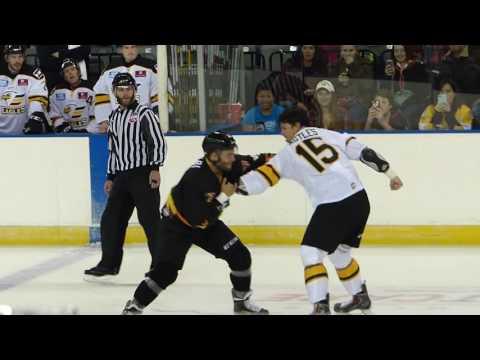 Reid Halabi vs. Jessey Astles