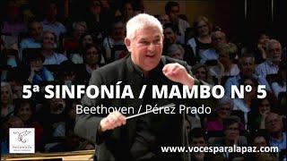 5ª SINFONIA / MAMBO Nº 5. Beethoven/Pérez Prado. Director: Rafael Sanz Espert. Concert Band.