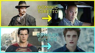 Estos 10 actores casi interpretan estos personajes