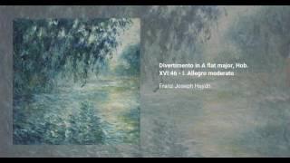 Divertimento in A-flat major, Hob. XVI:46
