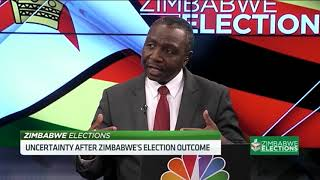 MDC Alliance files papers to oppose Zimbabwe election results