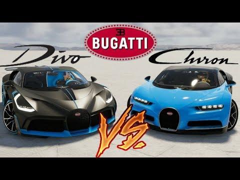 The Crew 2 Bugatti Chiron Maxed Out Top Speed Smotret Onlajn