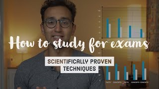 How to study for exams - Evidence-based revision tips