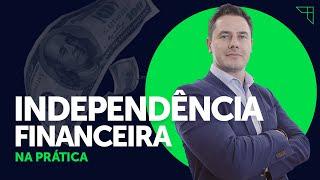 INDEPENDÊNCIA FINANCEIRA com Fundos a Longo Prazo NA PRÁTICA!
