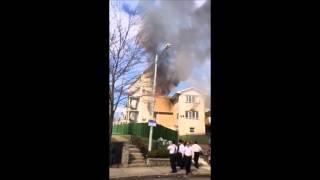 2 Alarm Fire In Kiryas Joel
