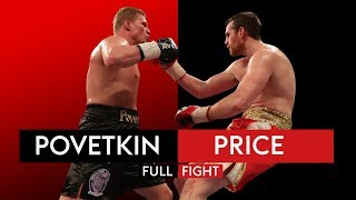 FULL FIGHT: Alexander Povetkin vs David Price | Big knockout! 🥊