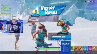 Ninjas 5,000th Win And He Dances To Celebrate