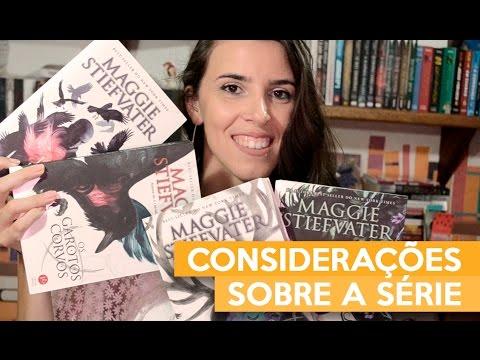 CONSIDERAÇÕES SOBRE A SÉRIE | Admirável Leitor