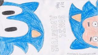 DSP Tries It - Fan Art