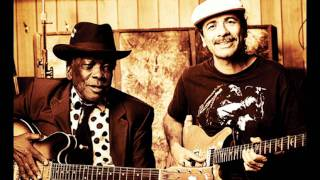 Johnny Lee Hooker santana chill out things gonna change