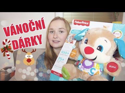 Video v článku Video: Vánoční tipy na dárky pro nejmenší dětičky