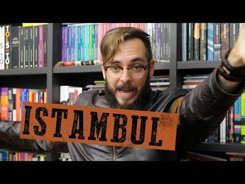 S02E44: Istambul: Memórias de uma cidade, de Orhan Pamuk