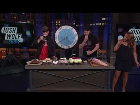 CMT's Josh Wolf Show - Extreme Eating Mp3