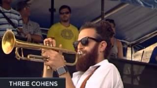 Three Cohens live with Aaron Goldberg, Reuben Rogers & Rudy Royston 2012