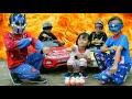 Download Video Parodi Lucu!!!Kinderjoy Little princess Rara dicuri [] Mainan Anak Surprise Egg+kostum&topeng zara