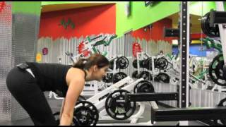 Muscle & Strength: Weight Training for Women Day 1