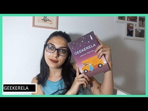 Resenha: Geekerela | Bruna Fazio
