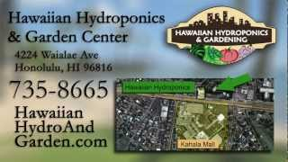 preview picture of video 'Hawaiian Hydroponics Discount Program'