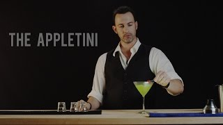 How To Make The Appletini - Best Drink Recipes