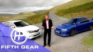 Fifth Gear: Subaru Impreza