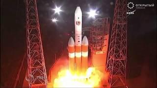 НАСА запустило исследовательский зонд к Солнцу