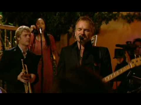 """Sting - """"If You Love Somebody, set them free"""" - All This Time ODD Concert"""