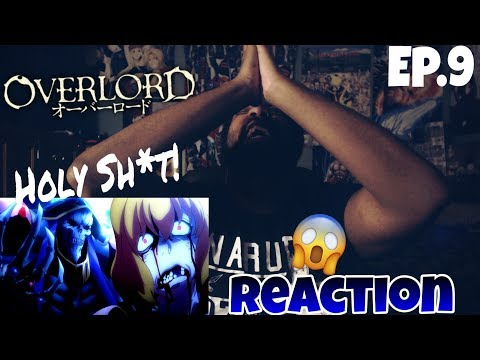 Download Unleash The Power Of Nazarick Overlord Episode 9 Reaction