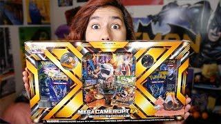 Mega Camerupt EX Premium Collection Box!